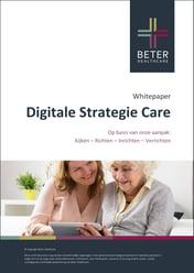 Beter Healthcare Digitale Strategie